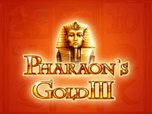 Pharaoh's Gold III играть на деньги в Эльдорадо