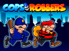 Cops And Robbers Слот