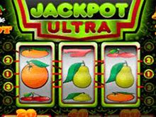 Jackpot Ultra играть на деньги в Эльдорадо