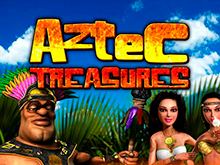 Aztec Treasures 3D Слот