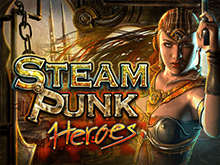 Steam Punk Heroes Слот