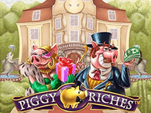 Piggy Riches Слот
