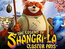 The Legend Of Shangri-La Слот