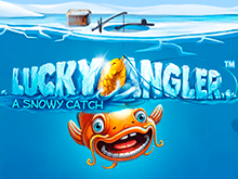 Lucky Angler: A Snowy Catch Слот