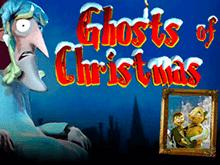 Получите бонусы слота Рождественские Призраки в казино Эльдорадо